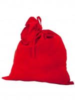 Мешок Деда мороза (красный)