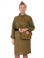 Медсестра Военная ВЗР. L