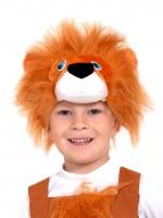 Львёнок шапочка