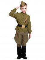 Солдатик в САПОГАХ (галифе) дет.    XS 5098.21