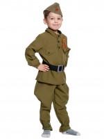 Солдатик в галифе дет. (БЕЗ САПОГ) XL 5141.21