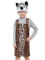 Леопардик плюш