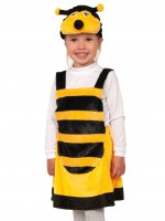 Пчёлка плюш