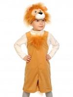 Львёнок плюш