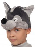 Волчонок шапочка