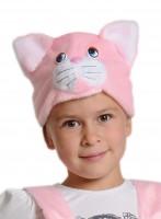 Кошечка Розовая маска