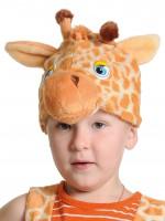 Жирафчик шапочка
