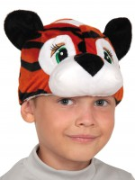 Тигрёнок шапочка