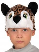 Леопардик шапочка