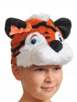 Тигрица маска