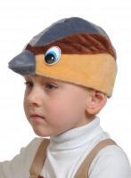 Воробей шапочка
