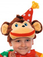 Мартышка/Шимпанзёнок маска