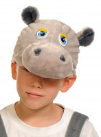 Бегемотик шапочка