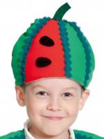 Арбуз шапочка