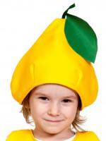 Груша шапочка