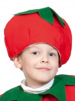 Помидорка/Томат шапочка