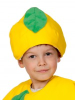 Лимон шапочка