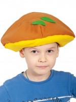 Гриб Маслёнок шапочка