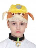 Набор Крепыш дет. (маска, ошейник, бейдж)