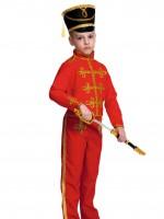 Гусар (текстиль) красный дет.  M
