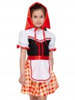 Красная шапочка дет. XL