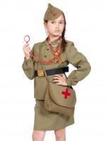 Медсестра военная дет.    XS