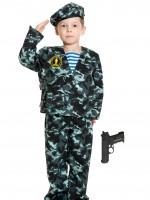 Спецназ-2 С ПИСТОЛЕТОМ дет. L