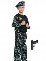 Спецназ-3 С ПИСТОЛЕТОМ дет.   S