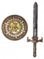 Набор Щит и меч Богатыря 2