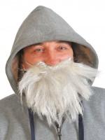 Борода Домовой седая