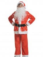 Санта Клаус дет плюш M