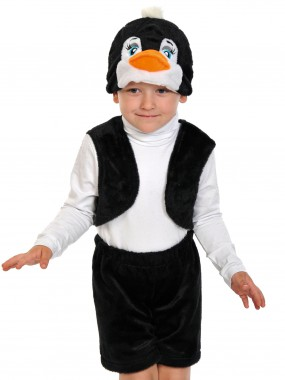 Пингвинчик ЛАЙТ жилет