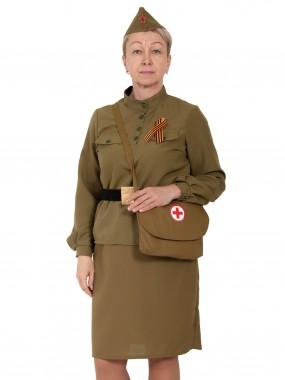 Медсестра Военная ВЗР.  M