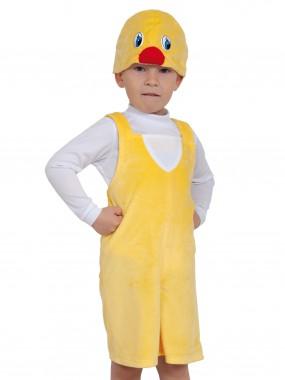 Цыплёнок плюш