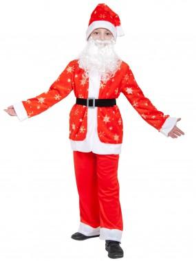 Санта Клаус плюш дет. M