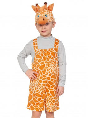 Жирафчик плюш