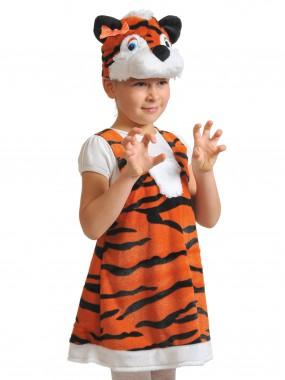 Тигрица плюш