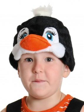 Пингвинчик шапочка