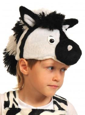 Зебрёнок шапочка