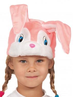 Зайка розовая шапочка