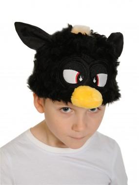 шапочка Монстрик черный