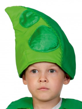 Горох шапочка