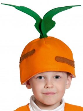 Морковка шапочка