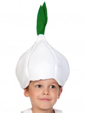 Чеснок шапочка