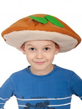 Гриб Подберёзовик шапочка