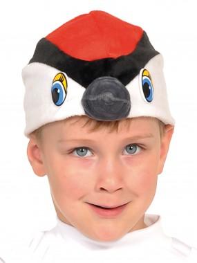 Дятел шапочка