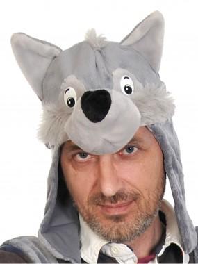 шапка Волк ВЗР