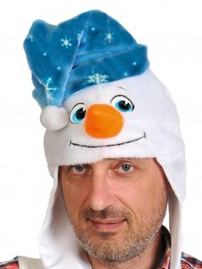 Шапка Снеговик ВЗР