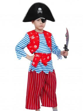 Пират БИЛЛИ дет.  М