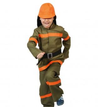 Пожарный дет. M